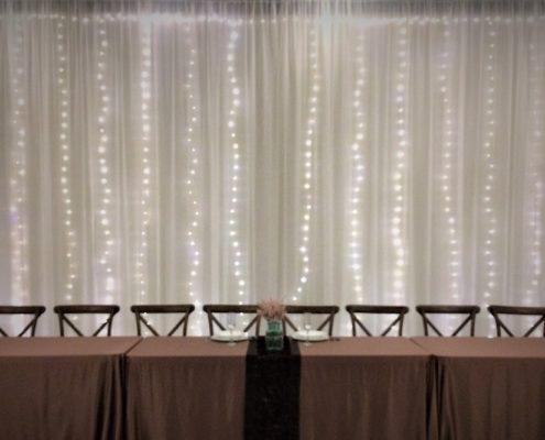 Columbus Wedding Venue Table