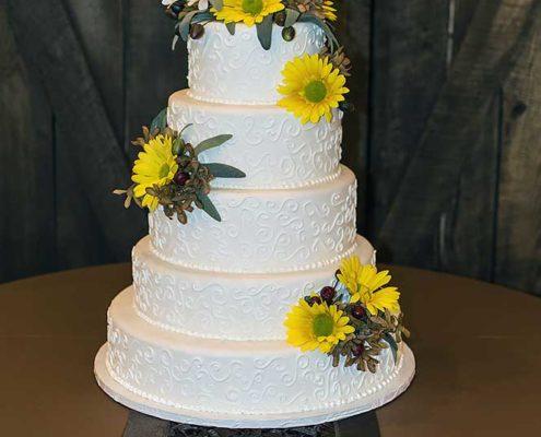 La Navona Wedding Cake