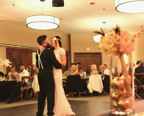 Columbus Wedding Venue Dancing