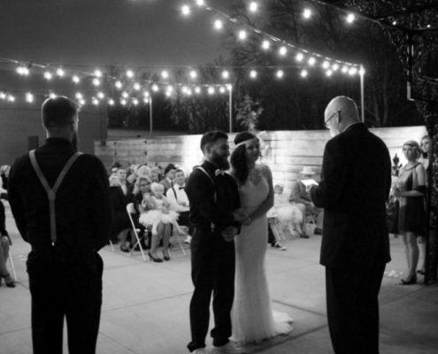 Columbus Wedding Venue Ceremony