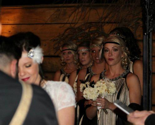 Columbus Wedding Bridesmaids