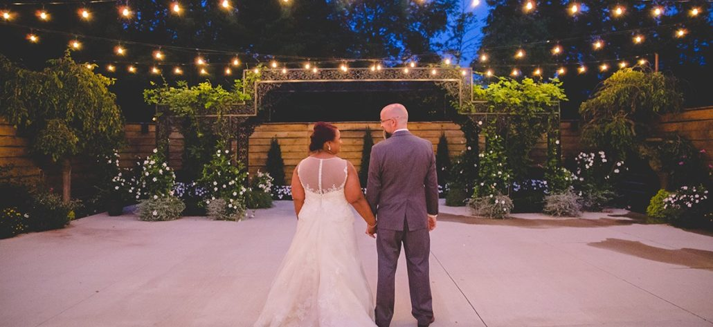 Outdoor Columbus Weddings